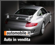Auto in vendita su Automobile.it